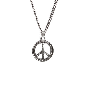 Vintage coin peace_N